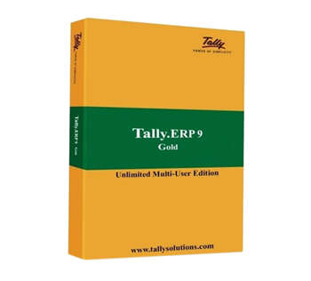 Tally.ERP 9 Gold Edition