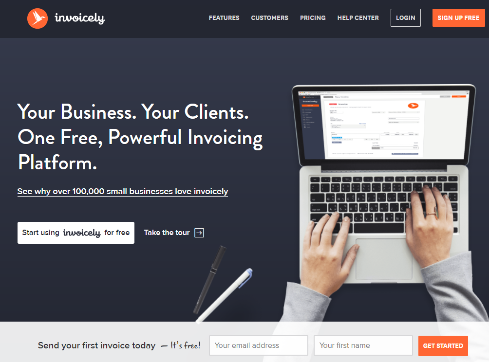 Best Free Open Source Invoicing Software For Small Business - Free online invoicing for service business