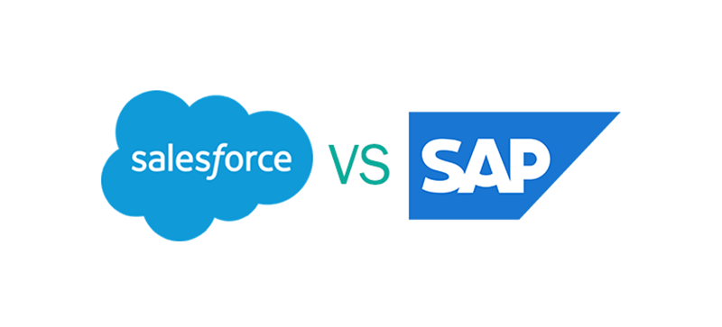 SAP CRM Vs Salesforce CRM - Comparison 2019 - Software Reviews