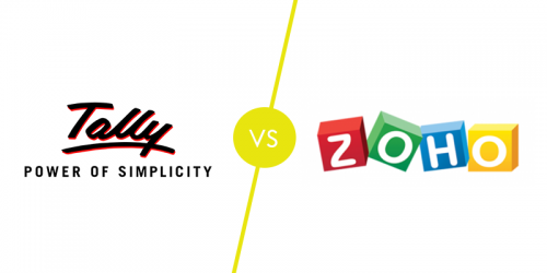 Tally Accounting Vs Zoho Books - Software Reviews, Pricing