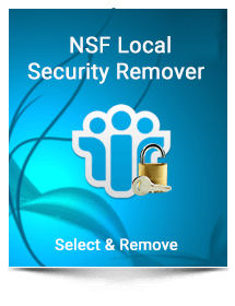 Lotus Notes Security Removal Tool