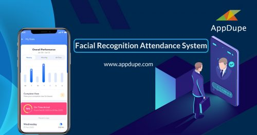 Face recognition system AppDune